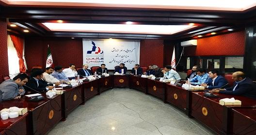 برگزاری دومین جلسه هم اندیشی مدیران و نمایندگان برگزیده استانی هافمن