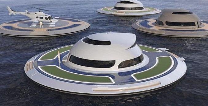 کشتی که با انرژی پاک حرکت میکند