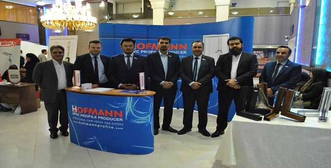 مجمع عمومی انجمن انبوهسازان تهران با حمایت هافمن برگزار شد
