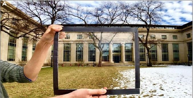 انعکاس گرمای خورشید توسط پنجره هوشمند