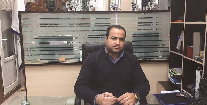 افتتاح بازرگانی سوین همدان