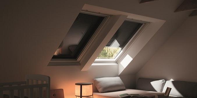 پنجرهای هوشمند که با گرم شدن هوا باز میشود
