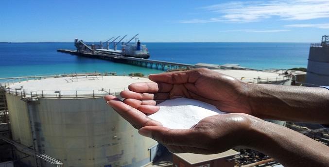 بررسی واردات آلومینای خاورمیانه تا پایان سال 2017