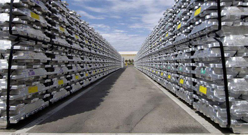 افزایش نیاز جهان به آلومینیوم