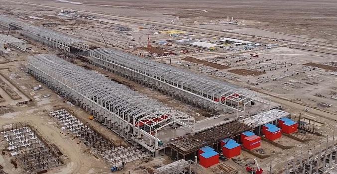 کارخانه آلومینیوم جنوب تا پایان شهریورماه به بهرهبرداری میرسد