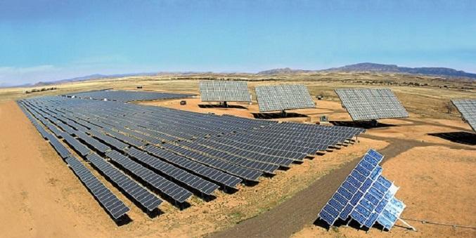 احداث بزرگترین سایت انرژی خورشیدی در اصفهان