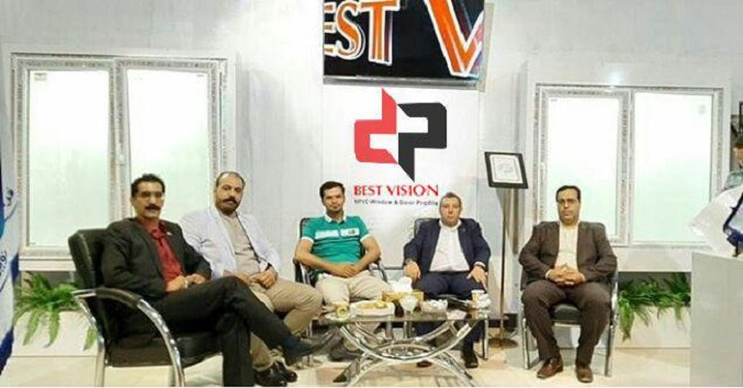 حضور بست ویژن در نمایشگاه صنعت ساختمان مشهد