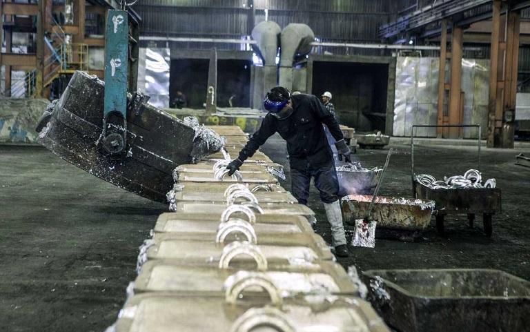 پیادهسازی فرآیند بومی تولید مشتقات آلومینا و آلومینیوم در کشور