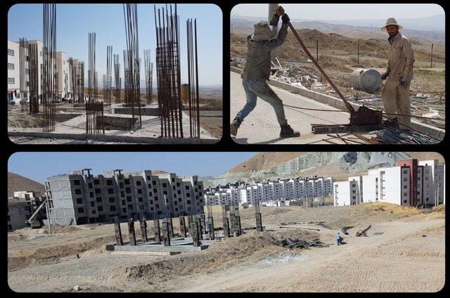 پنج استان در نوبت اول ثبتنام مسکن ملی