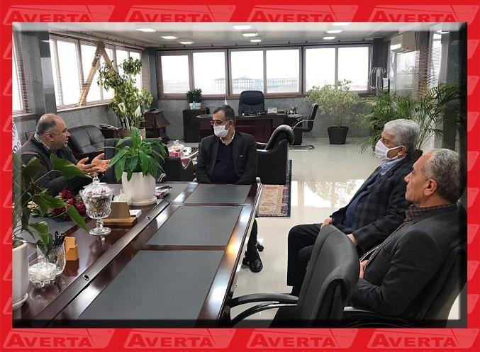 بازدید نماینده ساری در مجلس از مجموعه کیان پن