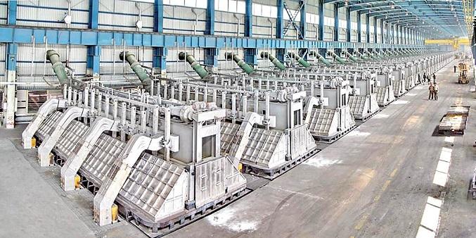 مسیر دشوار توسعه صنعت آلومینیوم