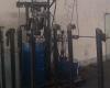 دستگاه چسب پلی سولفاید بشکه ای بزرگ تمام پنوماتیک