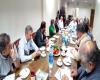 جلسه سندیکای صنایع آلومینیوم با مدیریت منطقه ویژه اقتصادی لامرد