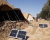 عشایر به مولد برق خورشیدی قابلحمل مجهز میشوند