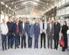 هافمن میزبان جلسه هیات رئیسه انجمن مدیران صنایع آذربایجان شرقی