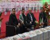 بازدید مدیرعامل آکپن ترکیه از نمایشگاه دروپنجره تهران