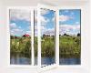 مطالعه پارامتری پنجره دو جداره