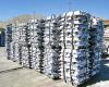 تولید 276 هزار شمش آلومینیوم سال 97