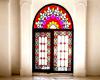 نسل جدید پنجرههای یو.پی.وی.سی به سبک معماری ایرانی اسلامی