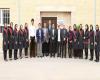بازدید مدیران ارشد ویستابست از گروه صنعتی عایق کویر یزد