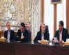 امضا تفاهمنامه تامین مالی تولید آلومینا در سراب