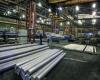 افتتاح واحد تولید پروفیل دروپنجرههای نوین آلومینیوم در یزد