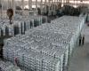 واردات 100 هزار تنی آلومینیوم اولیه در چین