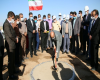 عملیات اجرایی نیروگاه خورشیدی حرارتی یزد آغاز شد