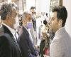 بازدید نایب رییس مجلس شورای اسلامی و مدیر عامل نمایشگاه بینالمللی تهران از غرفه کیسان