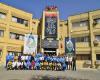 برگزاری مانور آتشنشانی در شرکت آلومینیوم ایران