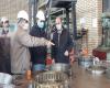 تعمیر پمپ گهو توسط متخصصان شرکت آلومینای ایران