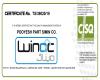 دریافت گواهینامههای کیفیت از RINA و CISQ توسط ویناک