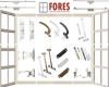 عرضه دستگیرههای جدید FORES در بازرگانی رستگاری